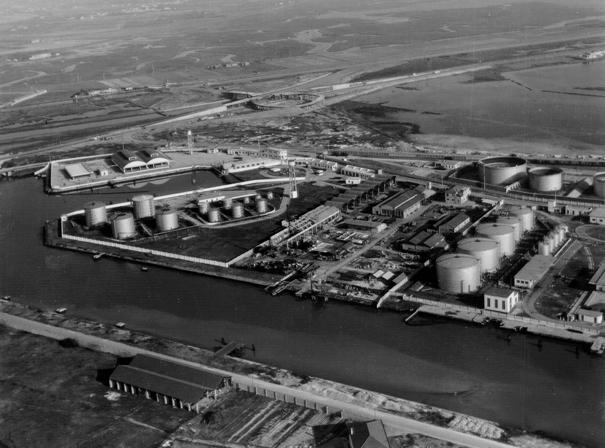 Archivio Ente Zona Industriale - Marghera